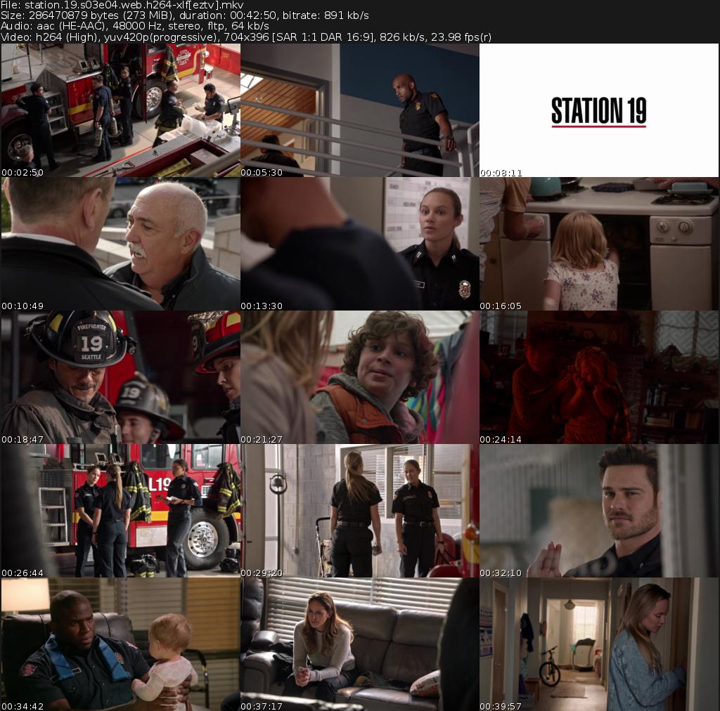 Station 19 Movie