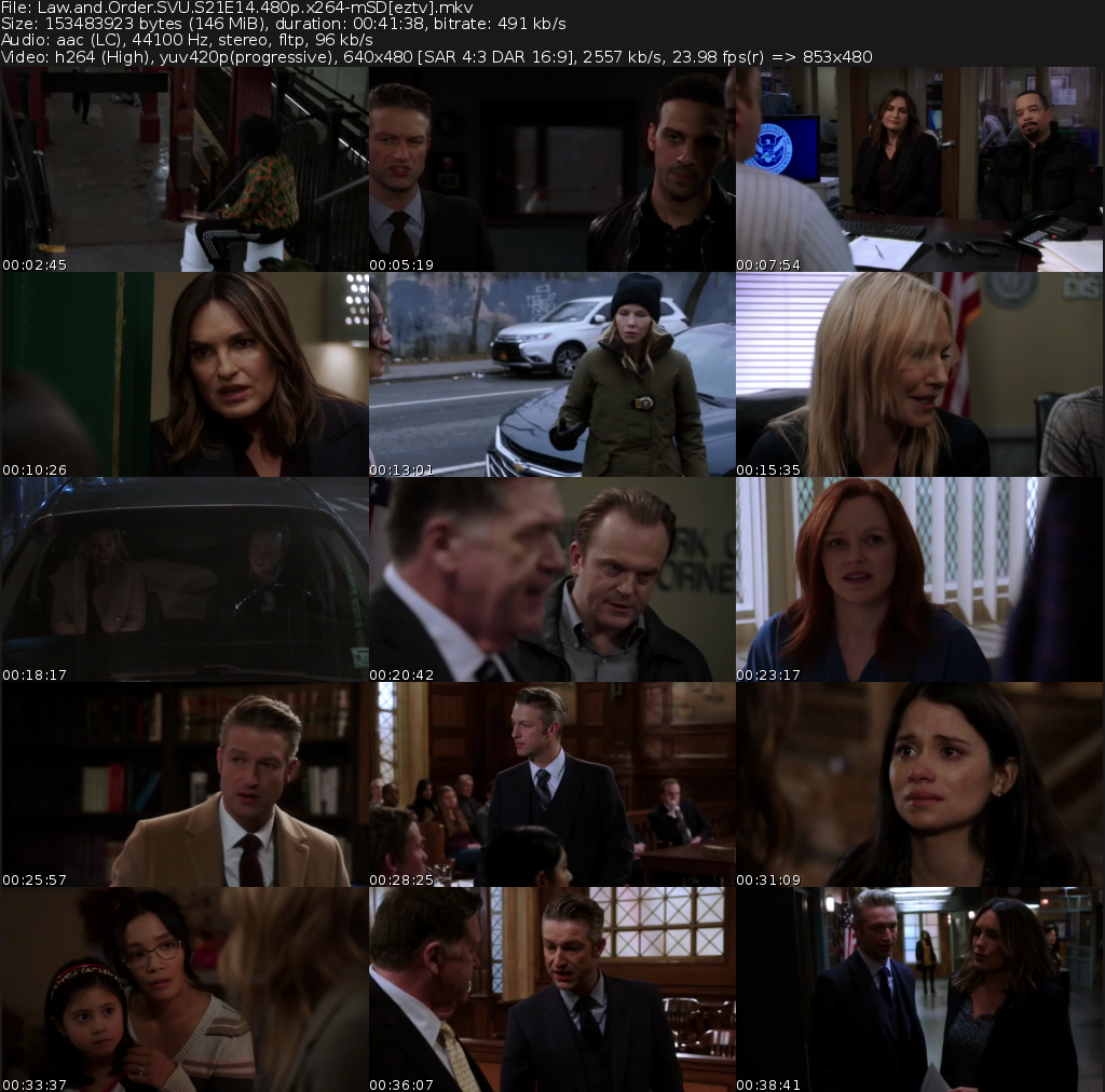 Law & Order: Special Victims Unit Movie