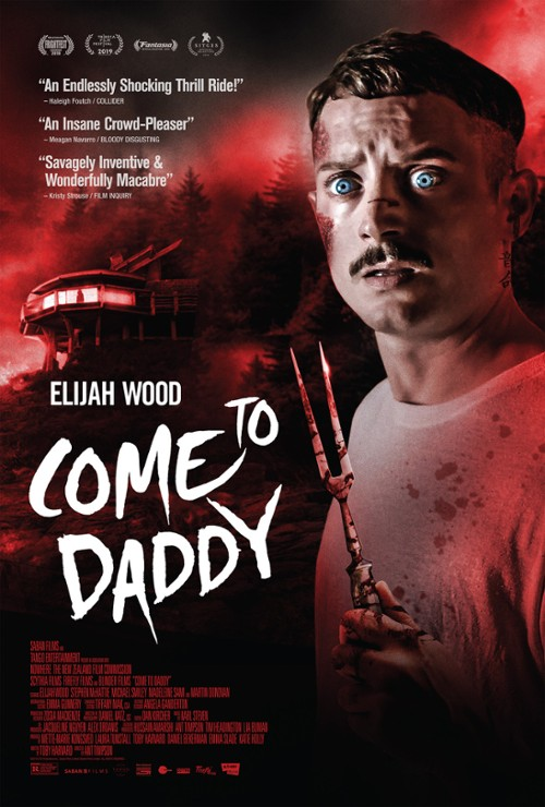 Chodź do tatusia / Come To Daddy (2019) PLSUB.WEB-DL.x264-FOX / Napisy PL