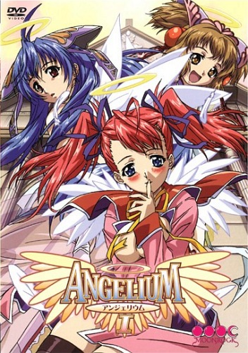 Angelium English Dubbed