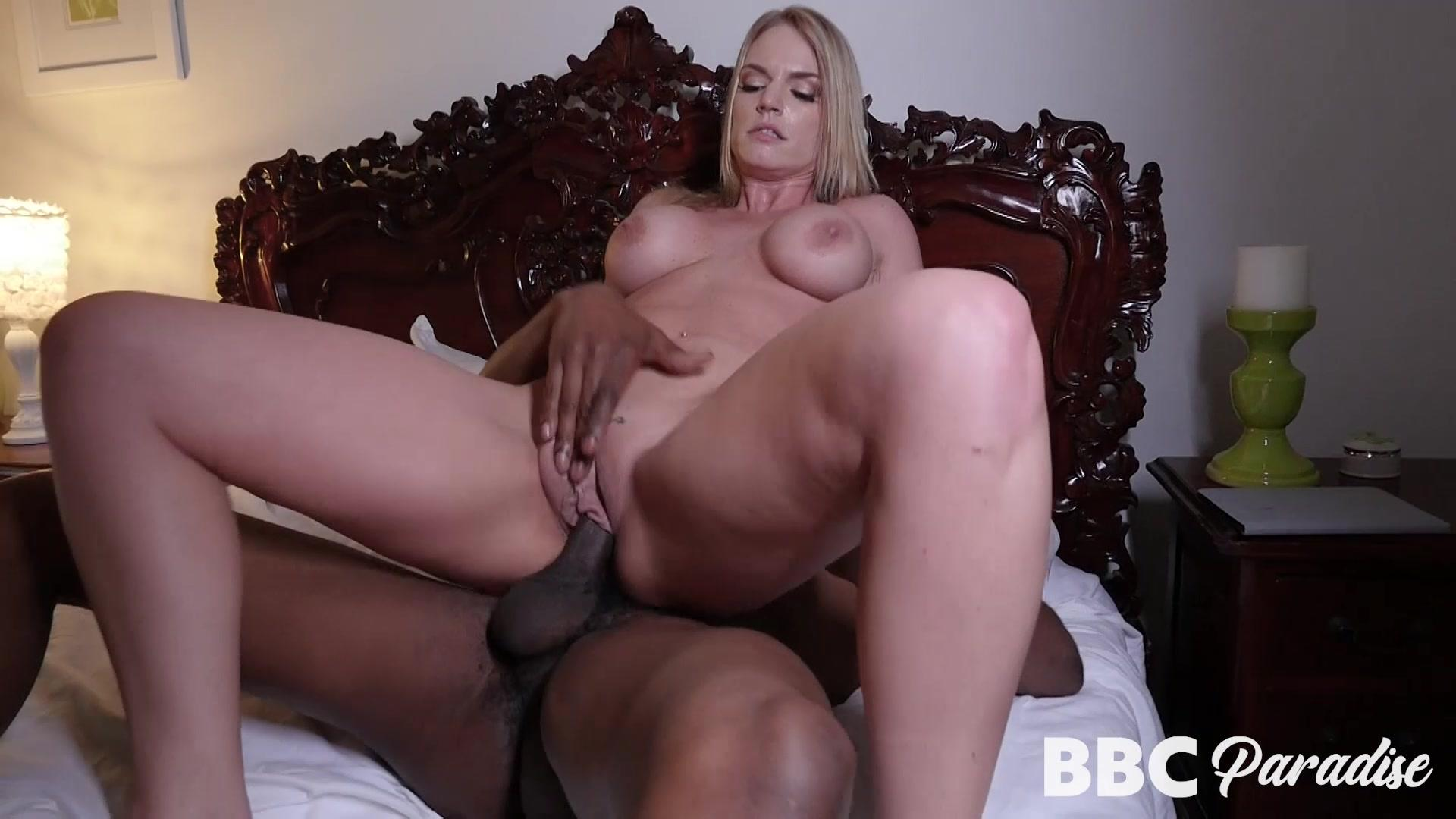 Bbcparadise  Rachael Cavalli Black Cock Before Bed