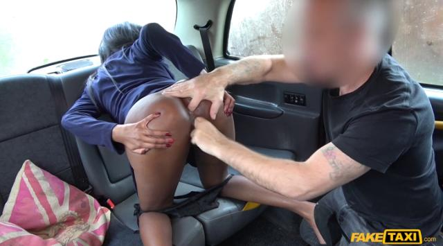 FakeTaxi – Asia Rae – Ebony babe sprayed with cum Online Free