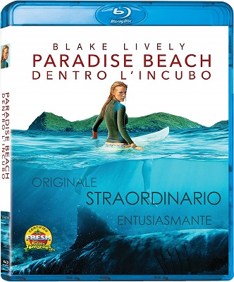 Paradise Beach - Dentro L'Incubo (2016).avi BDRiP XviD AC3 - iTA