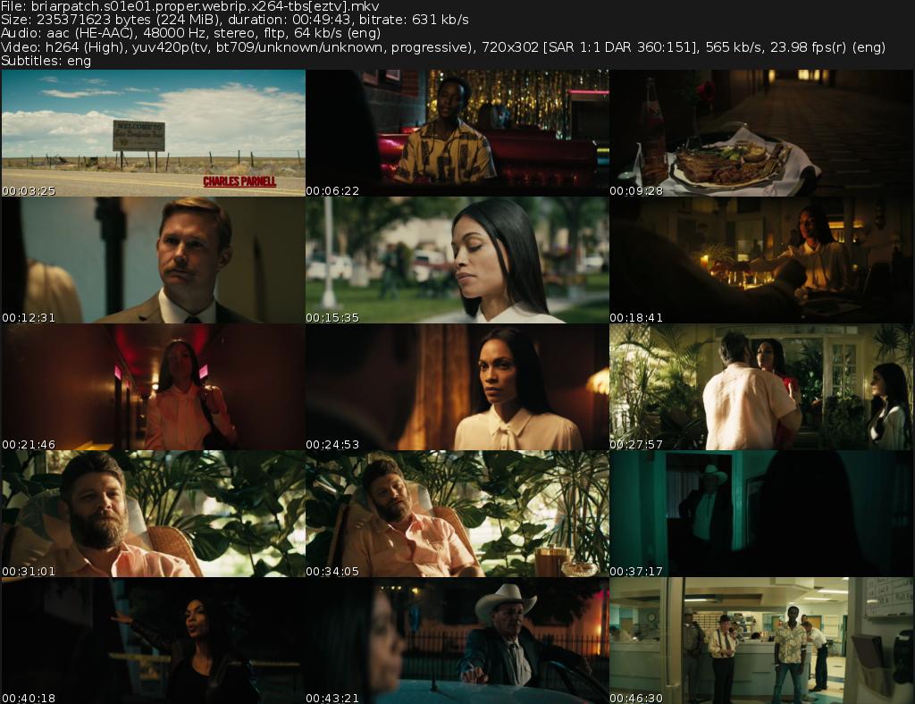 Briarpatch Movie
