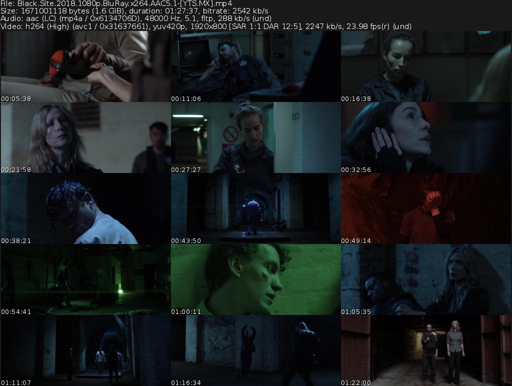 Black Site Delta Movie